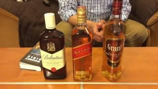 Hablemos de: Whisky Escocés de Mezcla (Blended Scotch Whisky)