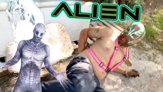 Area 51 ALIEN Storms GTS Wrestling