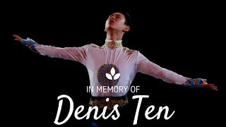 In Memory of Denis Ten (Dimash SOS)
