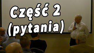 Gwiazdowski Tour - Kiedy Polacy zaczną w końcu zarabiać więcej? część 2 (pytania)