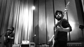 Wallace Vanborn - Marching Sideways (studio footage)