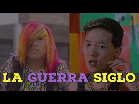 "EL CHINO PANAMEÑO ""SHYNO GATILLO VS FARON LOVE SHADY"" - LA GUERRA DEL SIGLO | LA LATA RADIO NEW YORK"