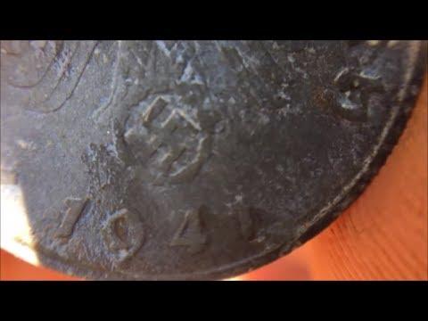 Nazi Treasure Found Magnet Fishing
