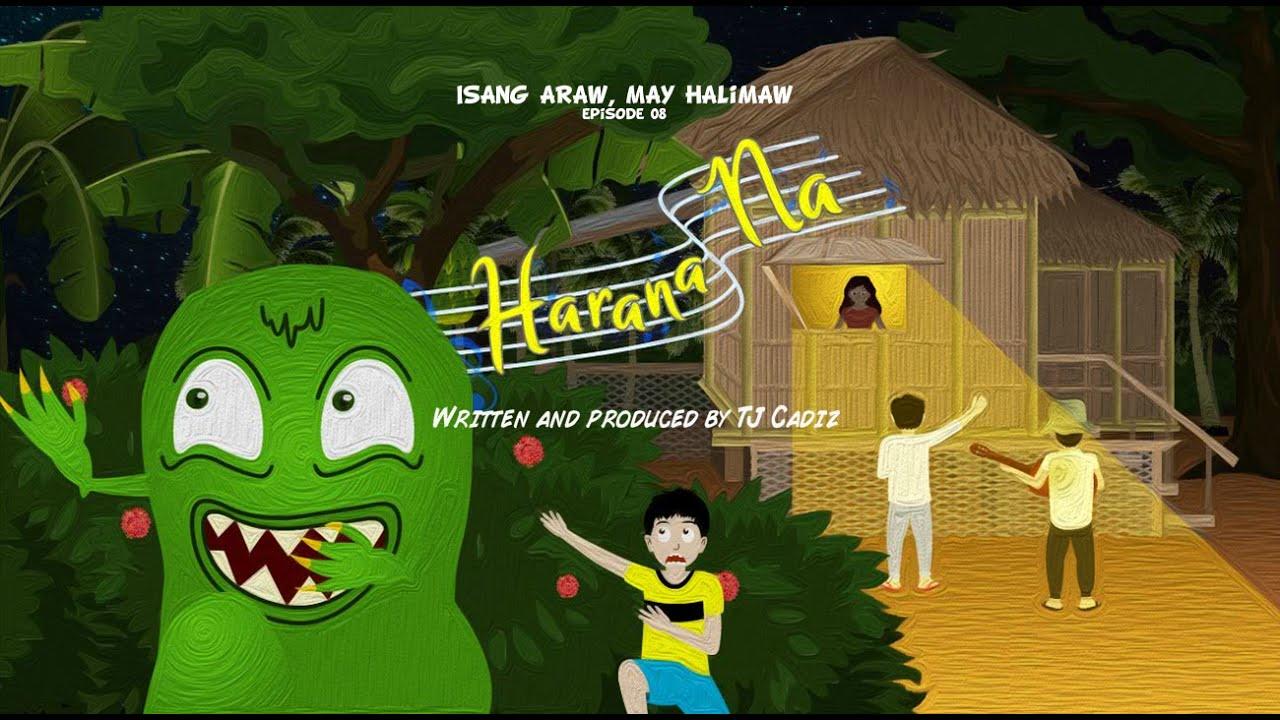 Download Isang Araw May Halimaw EP8: Harana Na