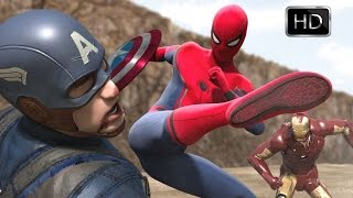 Marvel Ultimate Alliance 2 - All Cutscenes/ Full Movie (Full 1080p)