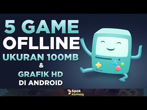 5 Game Android Offline Ringan Grafik HD Dibawah 100MB Terbaik 2019