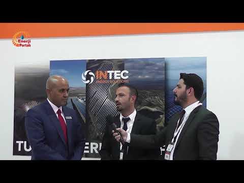 Intec Energy Solutions, SOLAREX İstanbul 2018-Enerji Portalı Ropörtajı