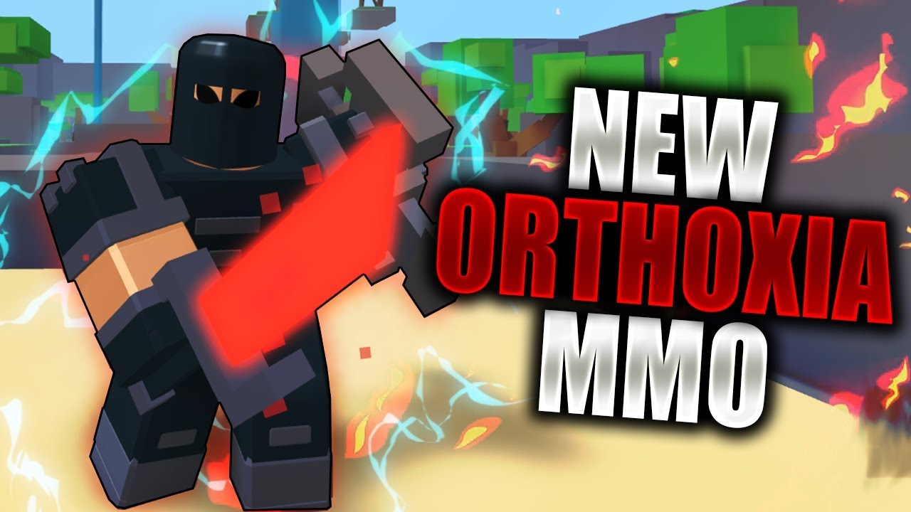 Good Rpg Games On Roblox New Fighting Mmorpg Roblox Game Orthoxia Roblox Rpg Ibemaine Youtube