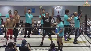 【公式】DRAGONGATE NETWORK 9.19 東大阪市立東体育館 LIVE配信