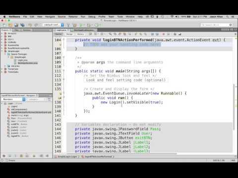 beginner-java-tutorial:-login-gui-using-netbeans-ide