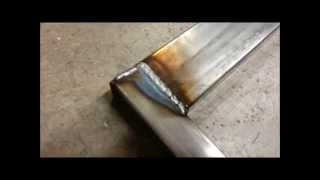 How To Mig Weld A Loft Bed For A Teenager Part 2