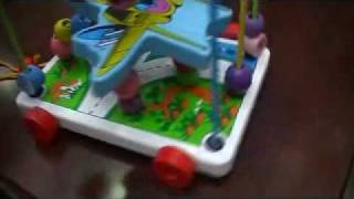 Wooden Kids Toys Rollercoaster 1 W Sneeze