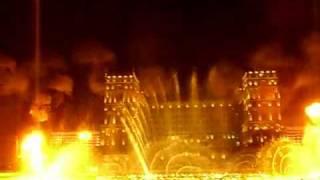 Поющие фонтаны в Баку  Singende Springbrunnen in Baku(, 2011-06-13T08:13:38.000Z)