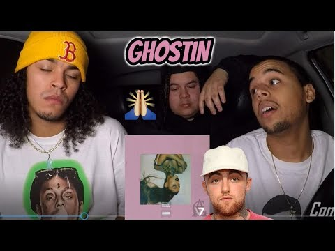 Ariana Grande - ghostin (Mac Miller Tribute) REACTION REVIEW Mp3