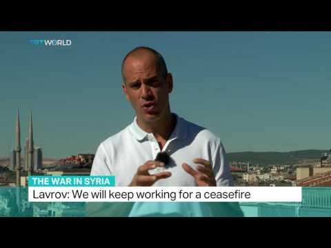 UN Security Council discusses escalating violence in Aleppo