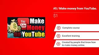 HOW TO MAKE MONEY ONLINE FAST|GREAT PASSIVE INCOME IDEAS