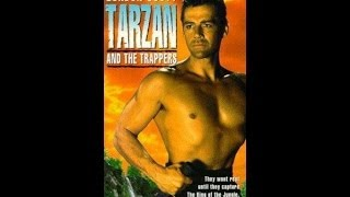 Tarzan and the Trappers 1958   Full Movie