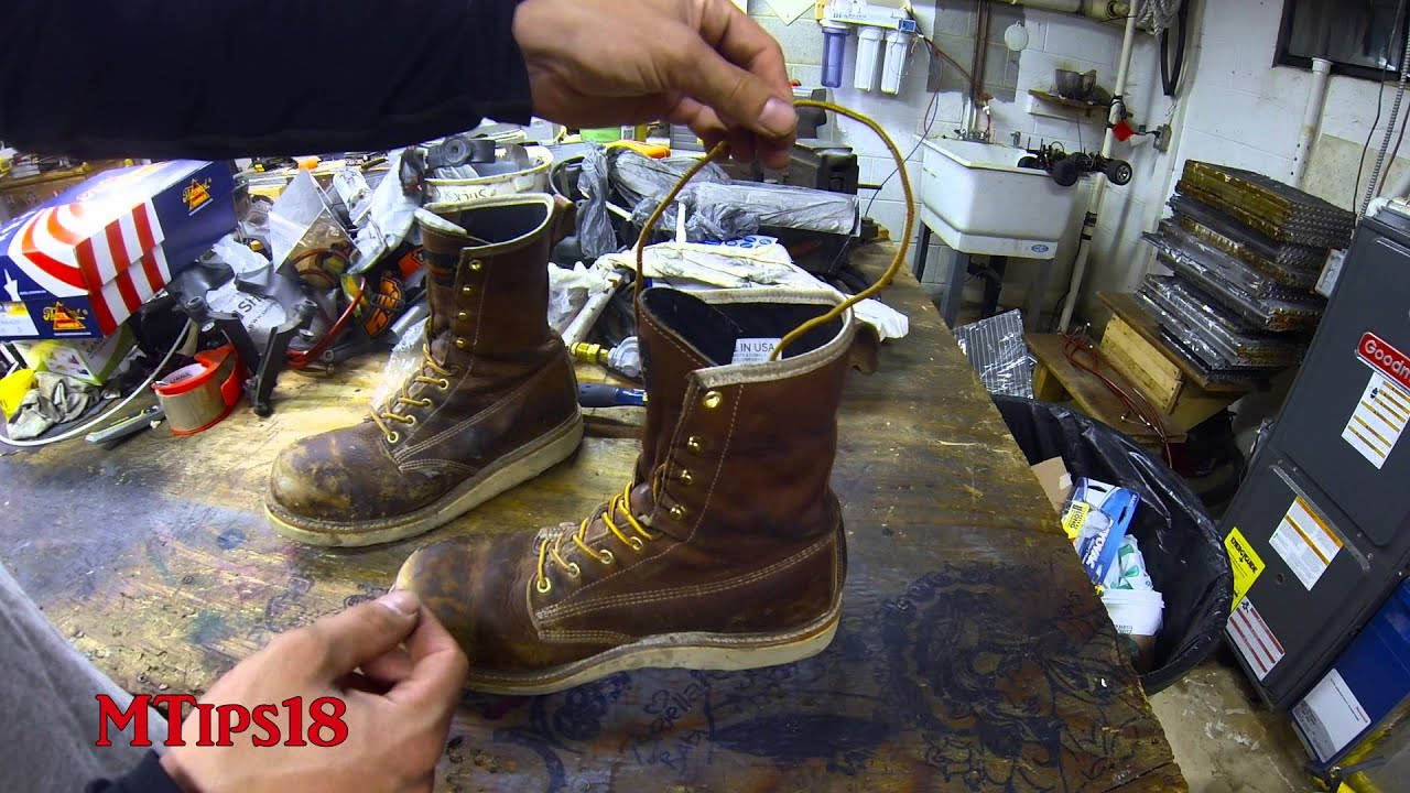 Thorogood Boot Review Real Work Review Youtube
