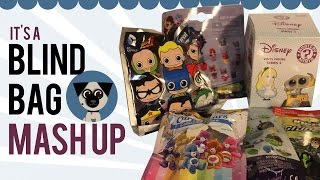 Blind Bag Mash Up: Care Bears, Disney, Dc Key Chains, Angry Birds, Lps,  Gi Joe