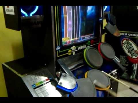 DrumMania: 涙のregret (Namida no regret) [I PLAY] (EXT) Rank A