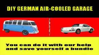 Diy German Aircooled Garage (channel Ad Short)