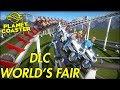 PLANET COASTER | DLC WORDL'S FAIR PACK! | GAMEPLAY ESPAÑOL
