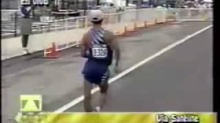 Atletismo   26 de julio un día para recordar  hace 14 años Jefferson Pérez logró el oro Olímpico Video2