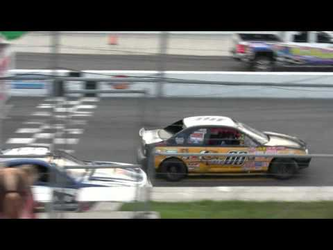 Sunset Speedway Mighty Mini Fast Qualifier Dash 2016 08 20