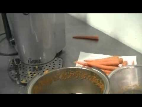 Zumex Multifruit Commercial Juicer Cleaning Process