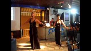 A Tribute To Motown - The Dreamgirls -Cyprus/UK - Splash Bar Paphos - Kaela Santosh & Dani Rodgers