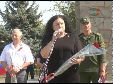 Иловайск отметил День освобождения Донбасса