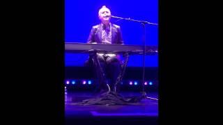 Howard Jones live 2015 - New Song