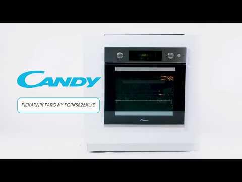 Candy Smart Steam - Piekarnik Parowy