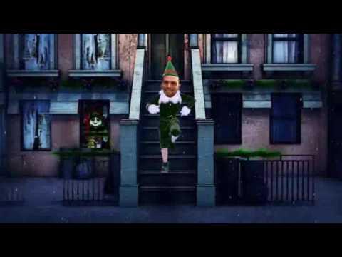Break Dancing Elf Yourself
