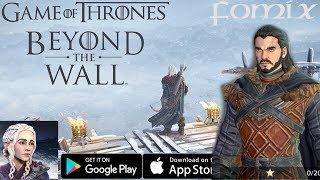 Game of Thrones Beyond the Wall - новая игра престолов на телефон (Android Ios)
