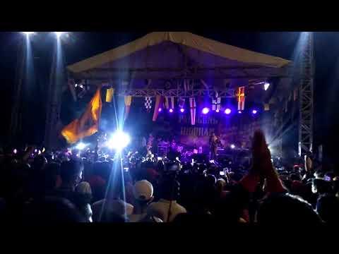 Live Performance Kangen Band  YOLANDA