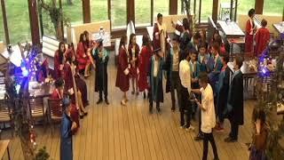 24 05 2018 Ülkü Orta Okulu 8 E Mezuniyet Töreni PART10
