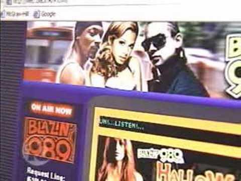 98.9 Blazin - BOBBY LOCO SCAnDAL PAYOLLA On 10 News