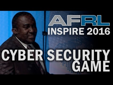 Cyber Security Game   Charles Kamhoua   AFRL Inspire 2016