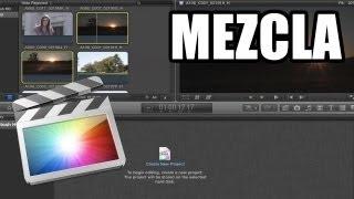 Final Cut Pro X - #16: Mezcla de audio