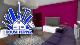 🔨 House Flipper #02 | Die Französin steht auf... MAGENTA ??? | Gameplay German Deutsch thumbnail