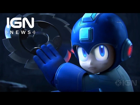 Cartoon Network Nabs Mega Man TV Series - IGN News