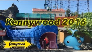 Kennywood 2016 Opening Day