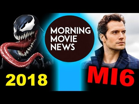 Venom 2018 Movie, Henry Cavill cast in Mission Impossible 6