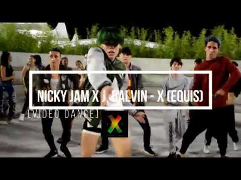 Nicky Jam x J. Balvin - X (EQUIS) | Equis Challenge | United by Dance |