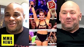 Baixar DC Reacts To Brock Lesnar Losing His WWE Title, Ronda Rousey Win WWE Title, UFC 229 2nd Biggest Gate