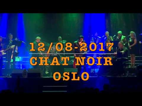 Hyllest til Elvis på Chat Noir i Oslo 12.08.2017
