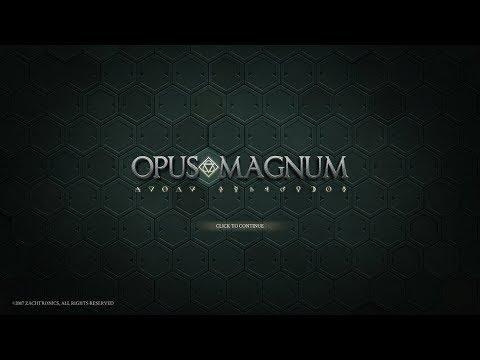Opus Magnum Gameplay part 1 |