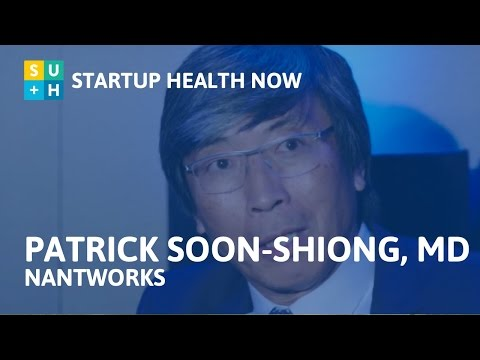 Moonshots in Healthcare: The End of Cancer - Dr. Soon-Shiong, NantWorks: NOW #66