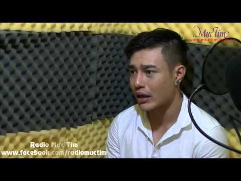 Lê Dương Bảo Lâm rơi nước mắt khi nhắc về cha mẹ